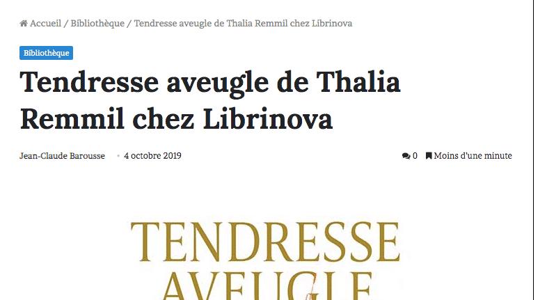 Thalia Remmil Notre-Siecle