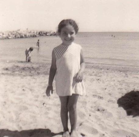 Thalia Remmil Enfant - Mon Parcours